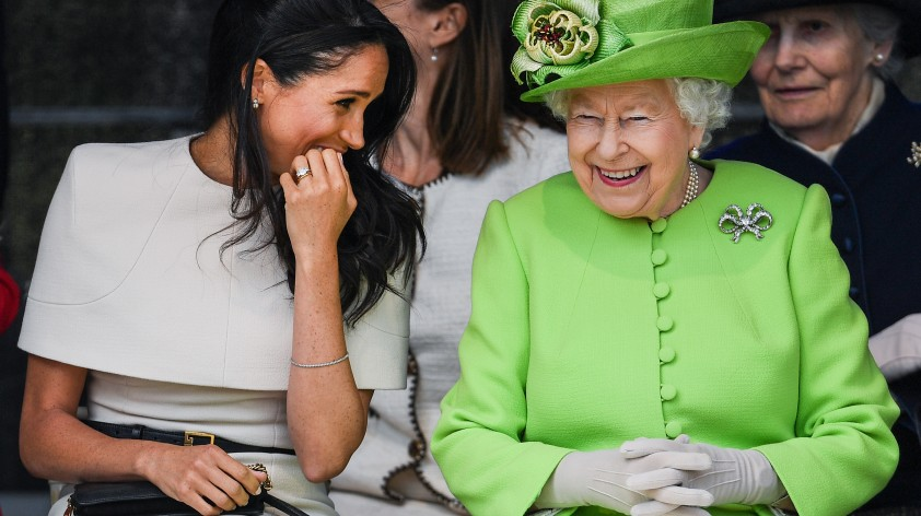 Meghan Markle: reports of her 'British accent' sound like journalistic licence, say linguistics experts