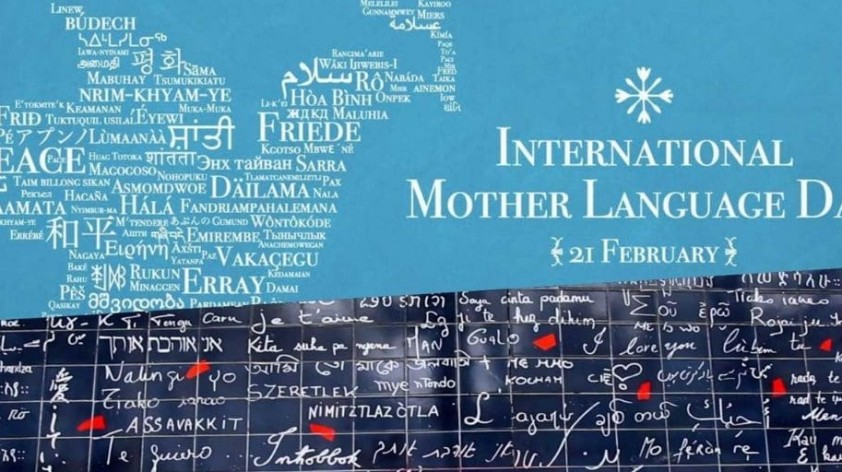 Our mother language is our identity